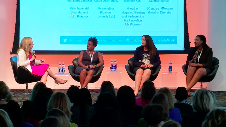 #MobilizeWomen Summit Recap: Disrupting Diversity By Working Together To Close The Gap