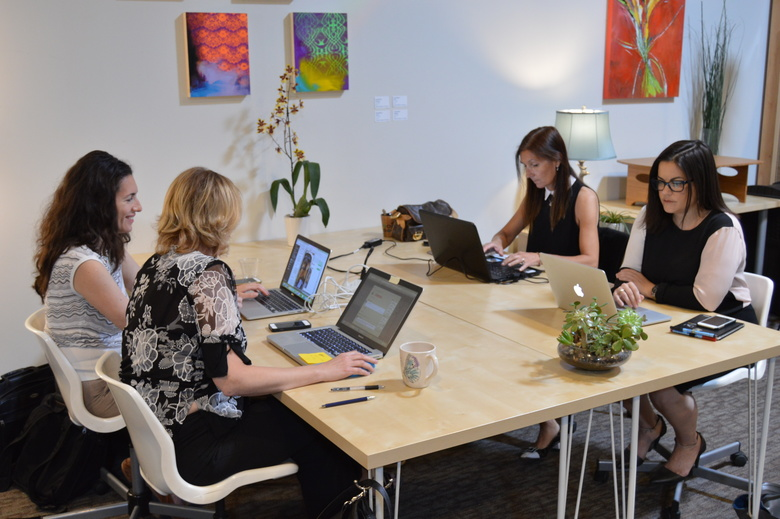 Why Women Thrive in a Female Focused Coworking Space