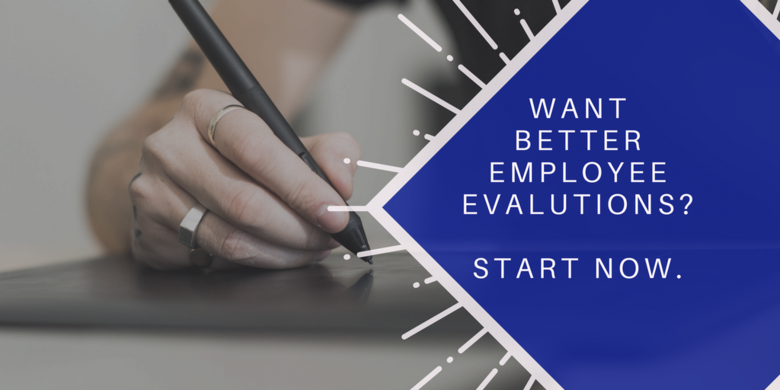 Starting Right: Employee Evaluations