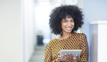 O black working woman facebook