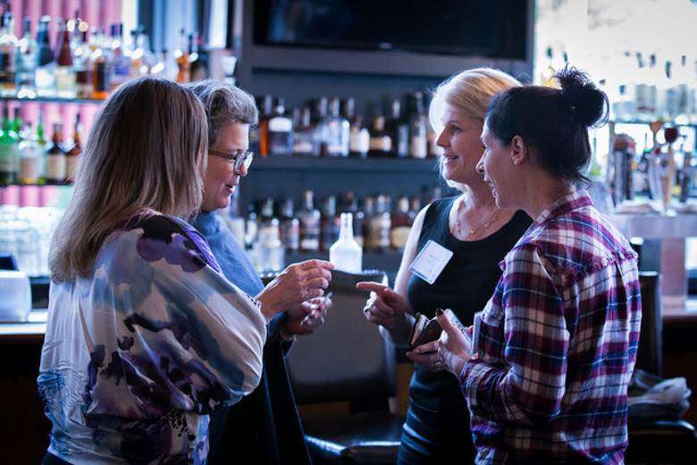 Exercise Your Networking Muscles