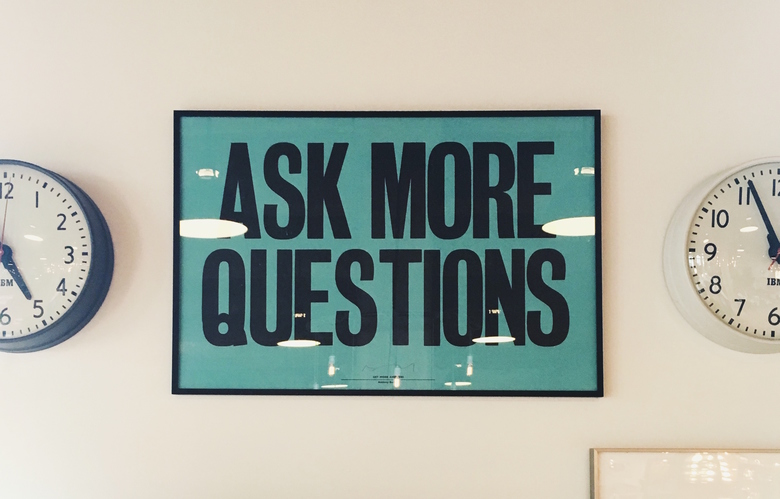 How Asking Questions Keeps Me Financially Fierce