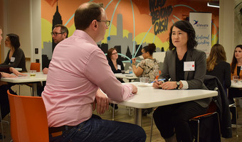 Ellevate network creating opportunities for women to succeed in male dominated industries
