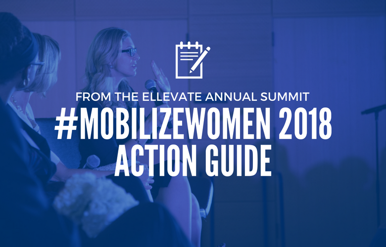 #MobilizeWomen Action Guide: How to Shoot for the Moon