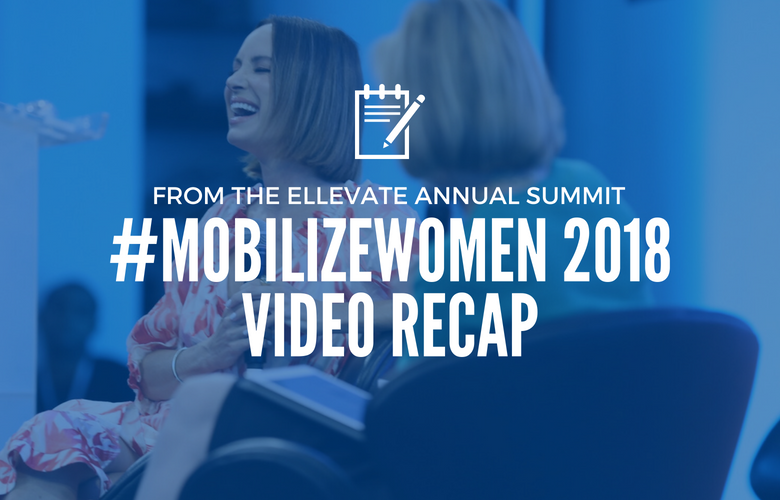 Rewatch the 2018 #MobilizeWomen Summit