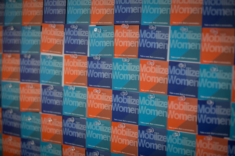 #MobilizeWomen: Change the Future by Creating It