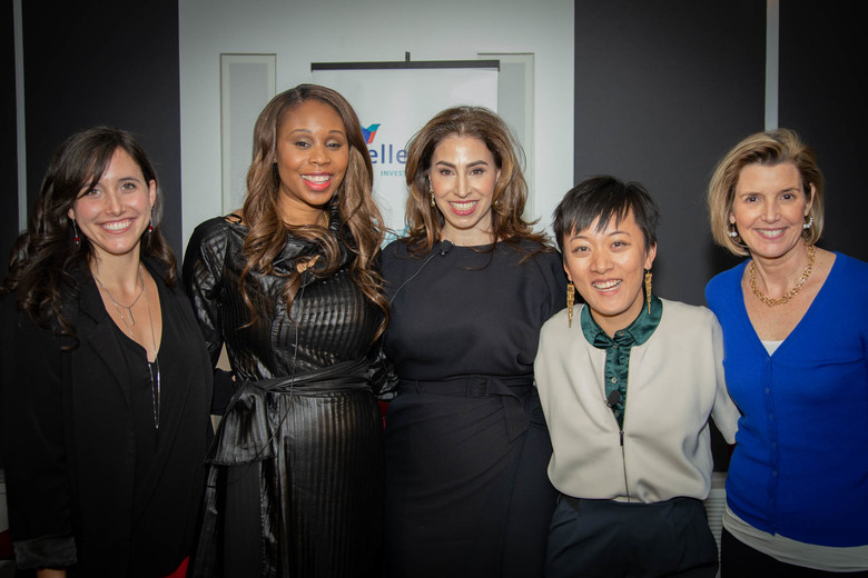 Defining Success on Your Own Terms with Sallie Krawcheck, Alexandra Stanton, Joy Altimare, and Meg He