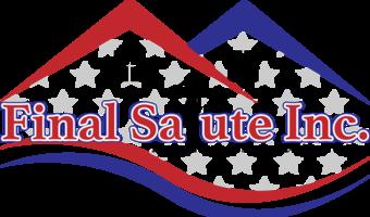 Final salute logo