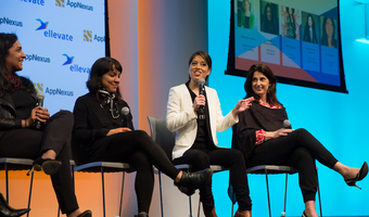 Professional women networking event panel discussion 32160115910 o