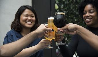 Beer cheers drink enjoyment
