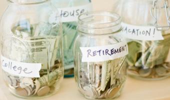 Jars of savings thinkstockphotos