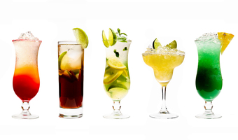 Refreshing mixed drinks w1 1