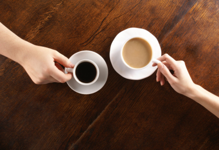 how to ask for coffee networking