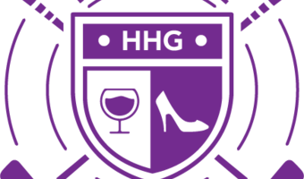 1508v01 high heel golfer logo
