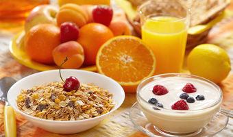 Healthy breakfast 120516