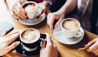 Ellevate coffee photo