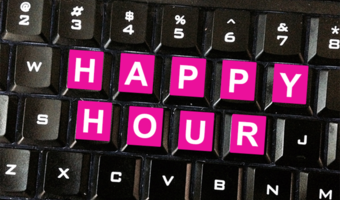 Ellevate happy hour