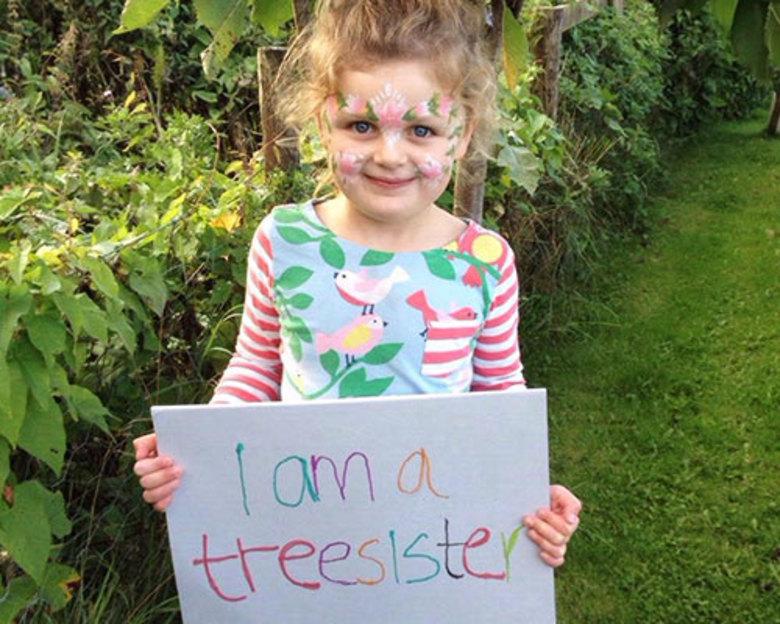 Little treesister