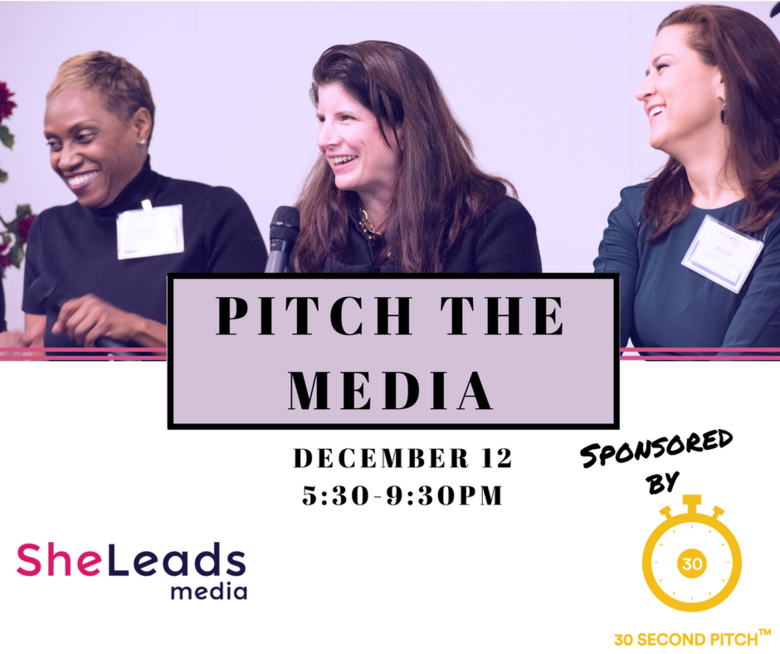 Pitch the media 12.12