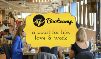 Bootcamp logo on image wide