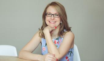 Christine luken financial lifeguard gray background 1