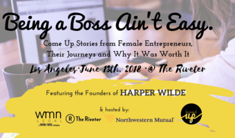 Being a boss ain%e2%80%99t easy. tell all stories from female entrepreneurs their journeys and why it was worth it 2