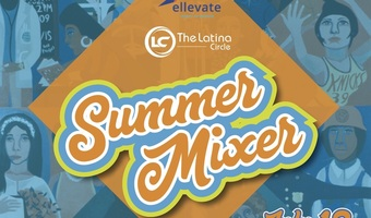 Latina circle summer mixer5