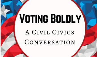 Voting boldly