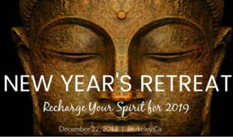 New years retreat