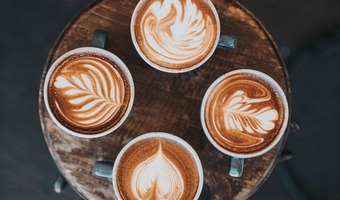 Coffee4cups unsplash