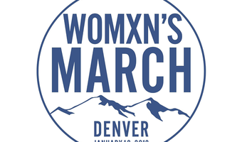 Womans march denver