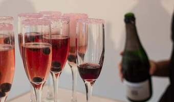 Wine pink