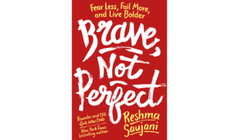 Brave not perfect reshma saujani jam session