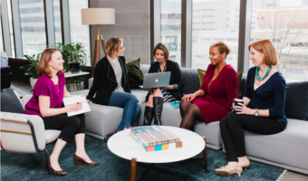 Ellevate network how your squad can influence your career