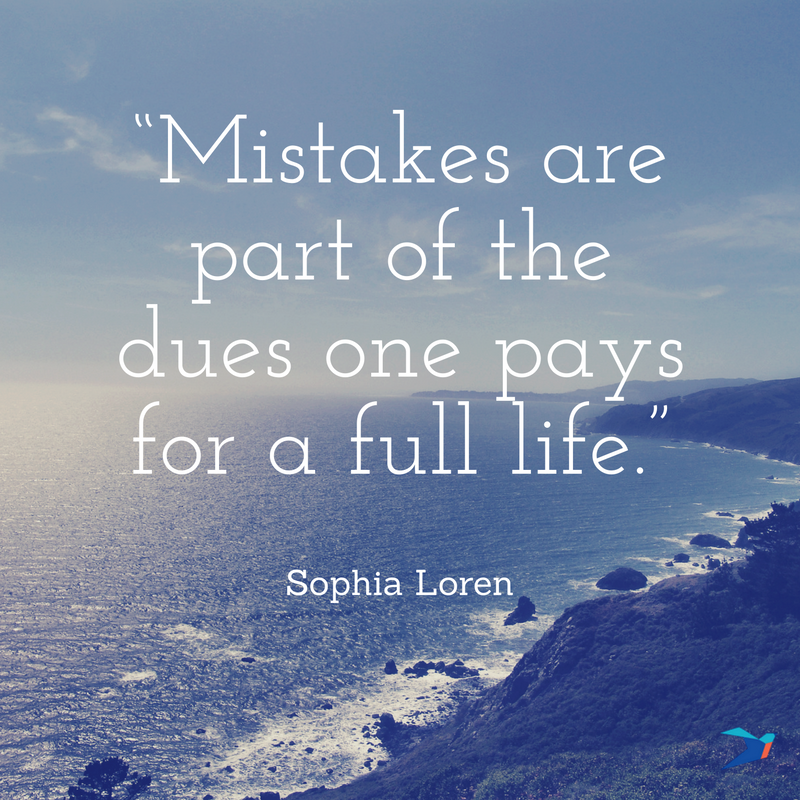 Quotes About Making Mistakes | Ellevate