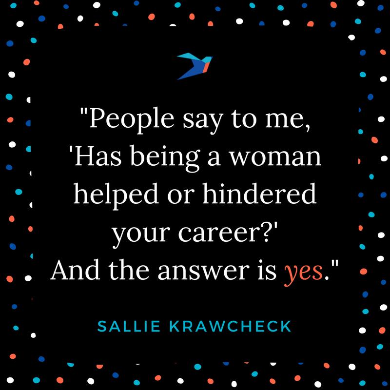 Sallie Krawcheck Quote