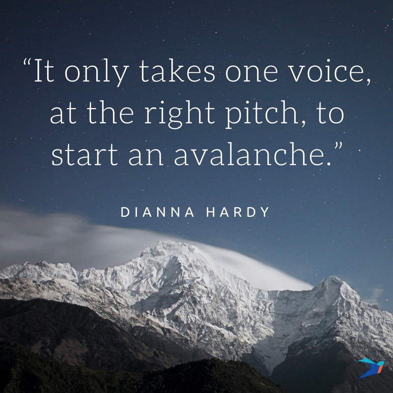 Quotes About Using Your Voice Ellevate