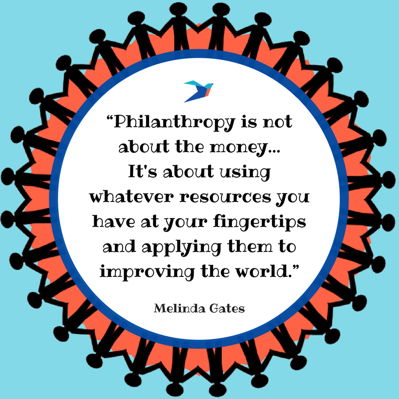 Quotes From Female Philanthropists Ellevate Impressive Philanthropy Quotes