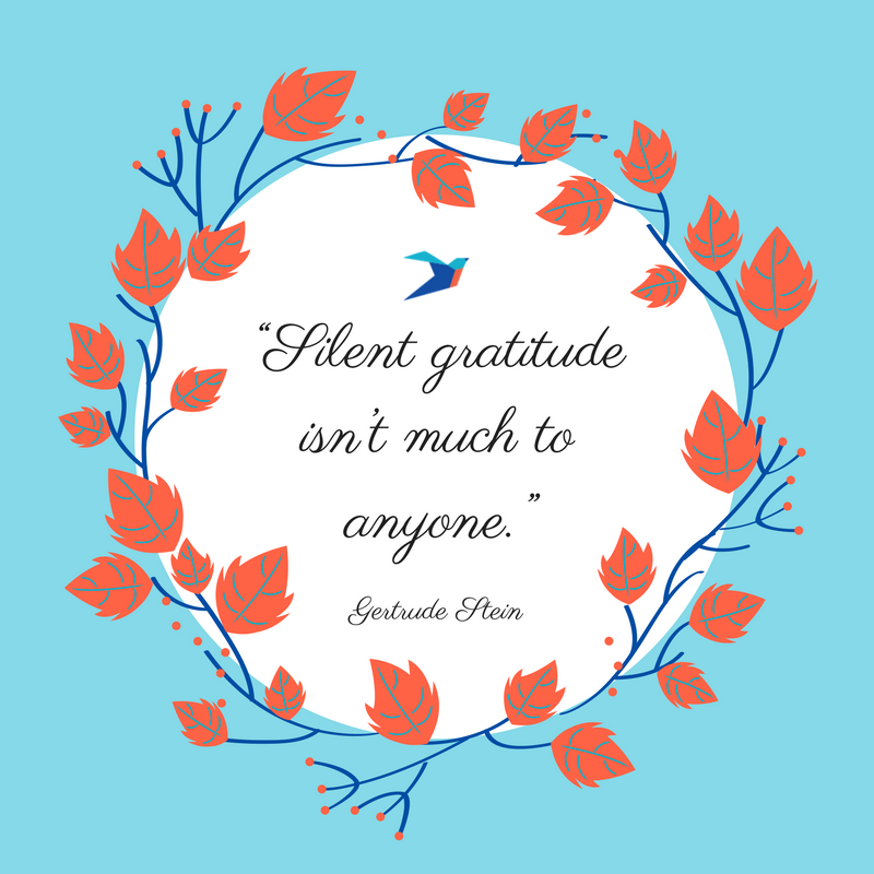 Quotes On The Importance Of Saying Thank You Ellevate