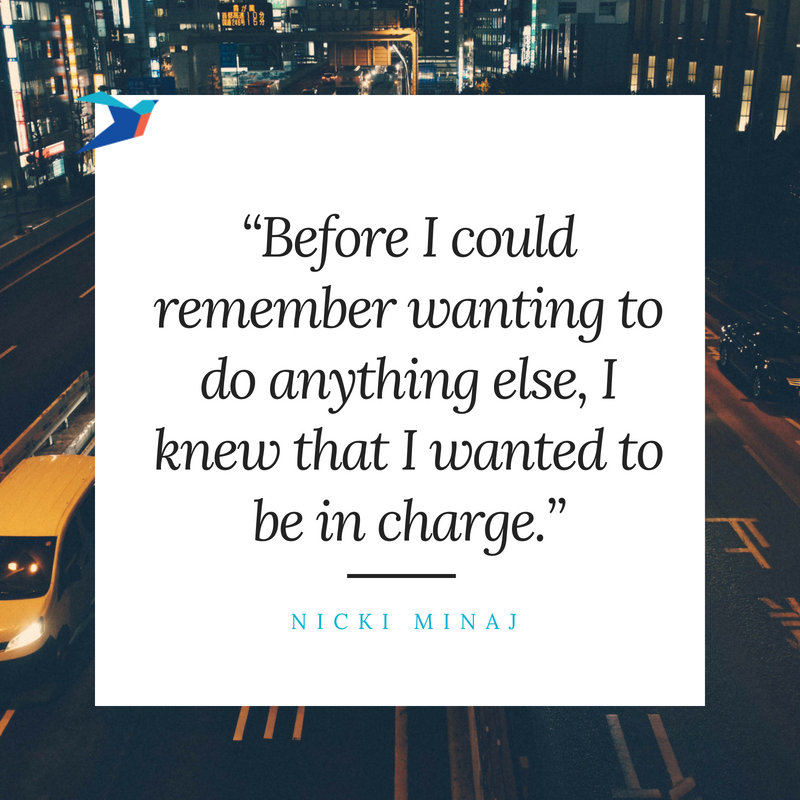 Nicki Minaj Quote