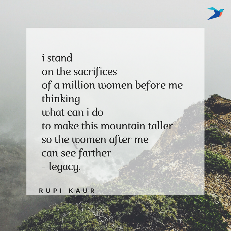 Amazon Women Quotes: Quotes From Rupi Kaur Celebrating Strong Women