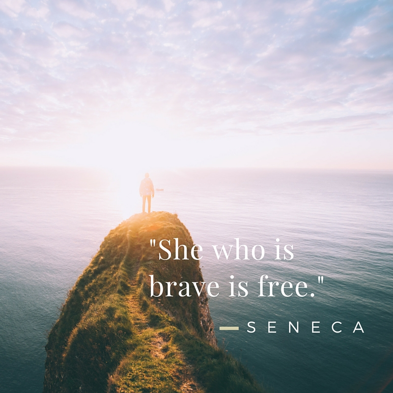 Quotes: Bravery and Service | Ellevate