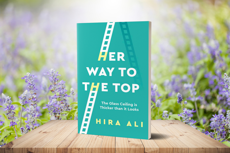 Launch of the Book- Her Way To The Top | The Glass Ceiling is Thicker Than it Looks
