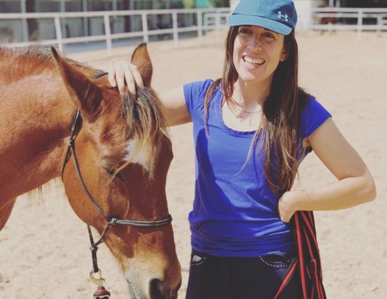 Kat Winny Receives Equus Life Coach Certification