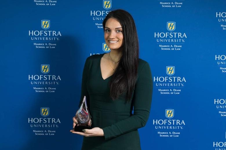 """Danielle Tricolla Receives """"Outstanding Women in Law"""" Award"""