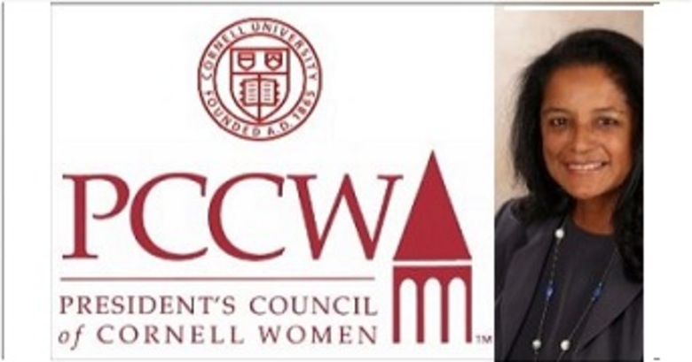 Maria Garcia Nielsen newly elected to the President's Council of Cornell Women