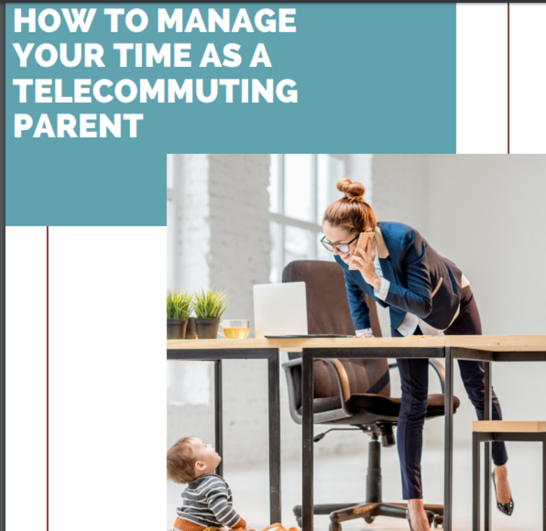 Victoria Vanderbilt Releases New eBook: How to Manage Your Time as a Telecommuting Parent