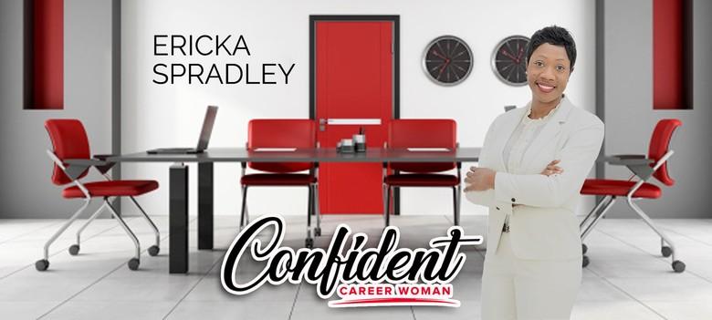 Confident Career Woman's Ericka Spradley Advances Mentoring Through Text Messaging