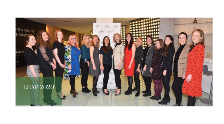 Maura Kelly Launches LEAP 2020, A Women's Leadership and Social Innovation Program