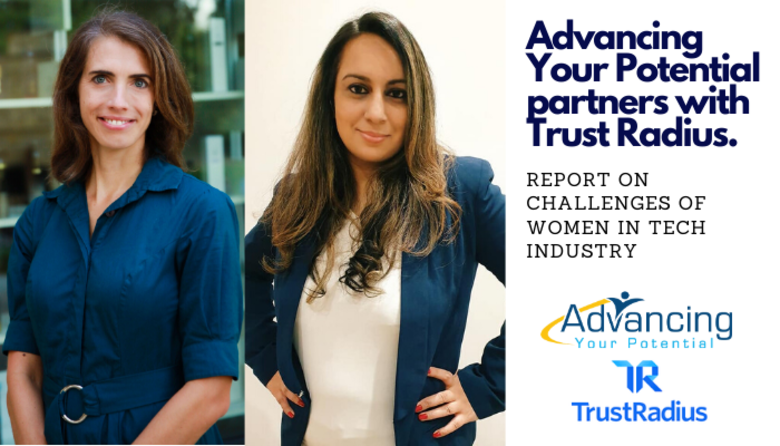 Advancing Your Potential Announces Partnership with Trust Radius on Report for International Women's Day